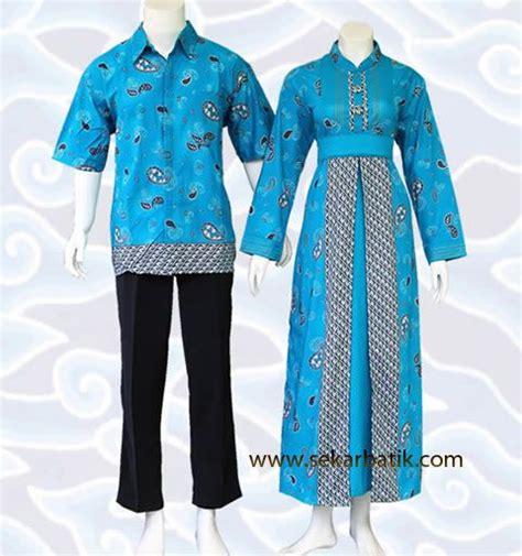 Baju Ollaatasanblouse Kode Tr12224 4 gamis batik sarimbit modern warna biru kode sgb56 di