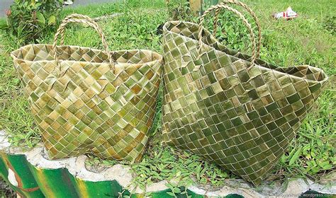Eco Bag by Filipino Icon Bayong Ffe Magazine