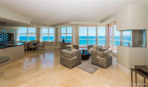 living room ft lauderdale residence 17e tower i for sale at the palms luxury