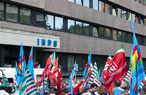 sedi provinciali inps ivrea rivalutazione della pensione i sindacati invitano