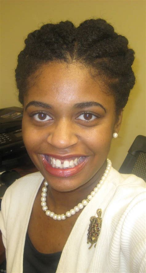 Two Strand Flat Twist Hairstyles by Naturally Hairstyle Two Strand Flat Twists Two