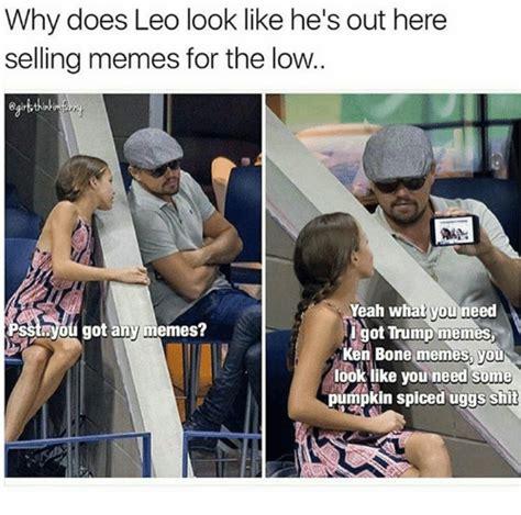 Look Out Meme - man uggs meme