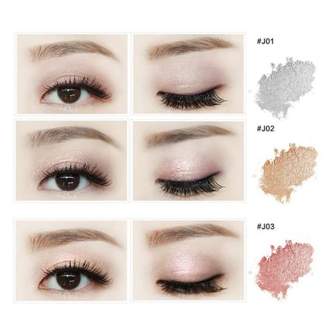 Eyeshadow Glitter Murah bynanda eye shadow glitter 8g no 1 white jakartanotebook