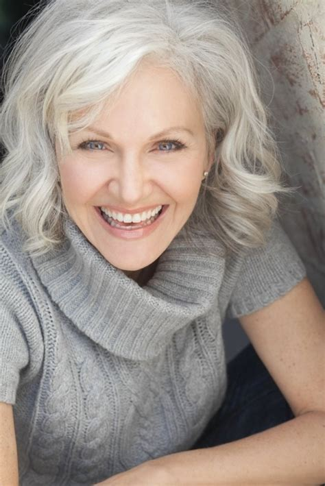 hairstyles grey 45 45 lovely hairstyles for mature women to try this year