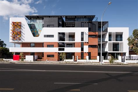 Appartments In Perth by Fringe Apartments In Perth 16 E Architect