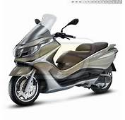 Piaggio Beverly 500 Ccm Scooter Car Tuning