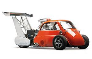 1959 bmw isetta dragster with 730 hp
