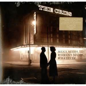 the cribs s needs s needs whatever us vinyl lp