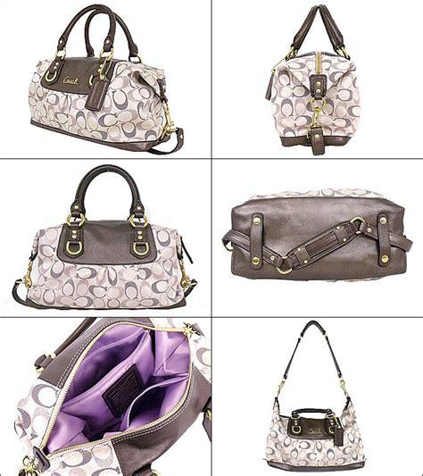 Fashion Bag Batam Import Coach Bb 2011 3 coach steel leather satchel shoulder bag car interior design