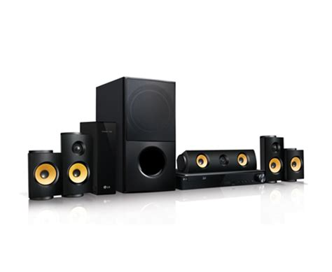 Home Theater Lg Second home theater lg wireless 3d e lg brasil