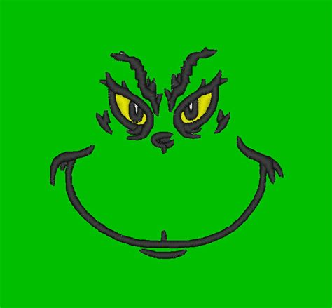 printable grinch face grinch face template www imgkid com the image kid has it