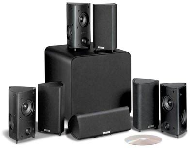 almurco polk audio rm705 5 1 home theater system set of