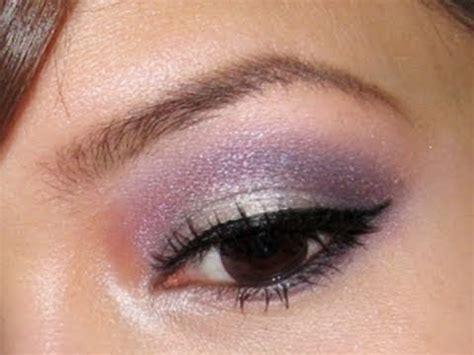 tutorial makeup maybelline indonesia maybelline amethyst smokes eyeshadow tutorial youtube