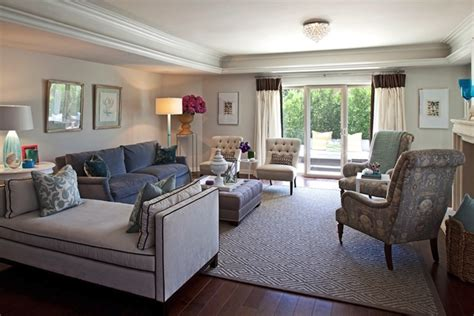 decor pad living room 2 tone curtains transitional living room emily ruddo interior design