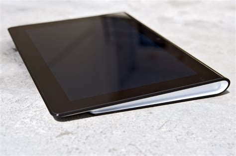 Tablet Sony S1 sony tablet s review a tablet that goes beyond basics pcworld