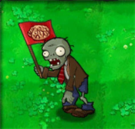 Kaos Plants Vs 12 zombies animados de plants vs zombies