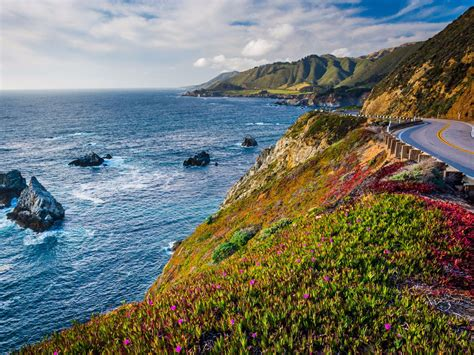 Places To Eat On Pch - roads to drive in your lifetime business insider