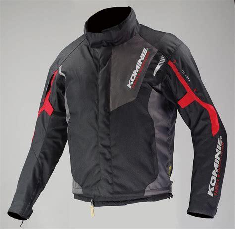 fall motorcycle jacket komine fall winter motorcycle jackets online