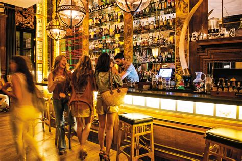Top Clubs And Bars by Best Bars In Barcelona El Born El Raval And Barrio