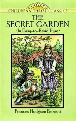 secret garden coloring book book depository the secret garden frances hodgson burnett 9780486280240