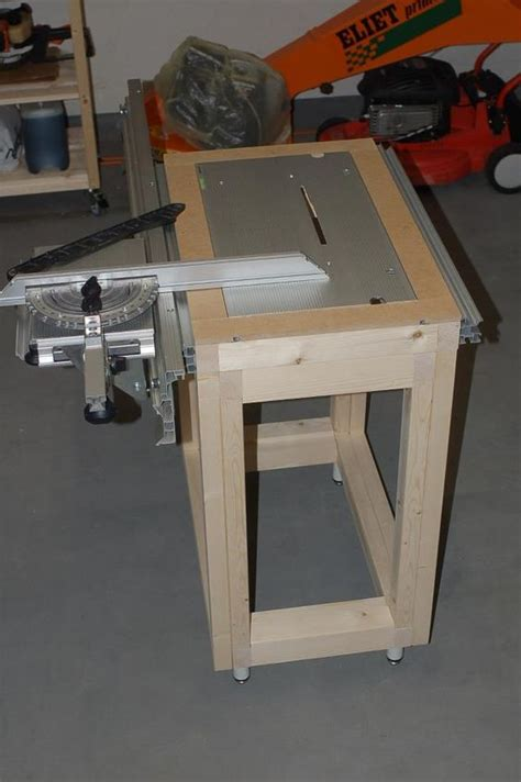 festool saw bench how to make a custom made cms table saw for festool ts55