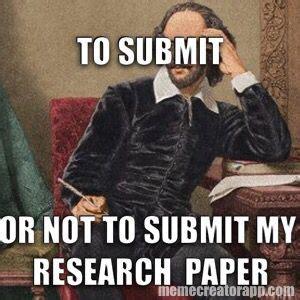 Research Meme - shakespeare meme research paper university problems