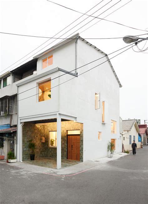 taiwan house a classic house in taiwan goes modern design milk