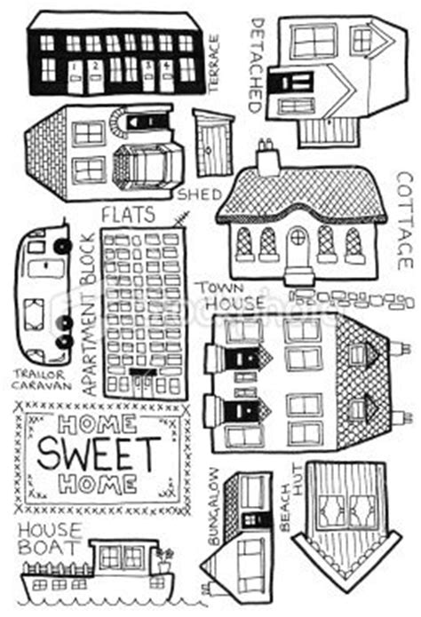 doodle how to make house 17 best images about doodle on trees cottages