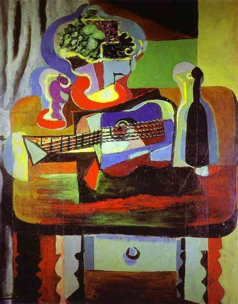 pablo picasso paintings guitar pablo picasso synthetic cubism period 1912 1919
