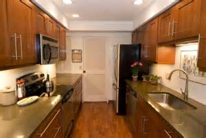 Galley Kitchen Ideas Makeovers by Galley Kitchen Makeovers Mixed With Traditional And Modern
