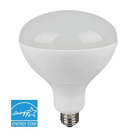 Euri Lighting 100w Equivalent Warm White Br40 Dimmable Led Led Dimmable Flood Light Bulbs