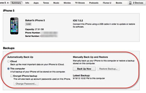 how to your to back up everything you need to about backing up restoring your iphone from itunes