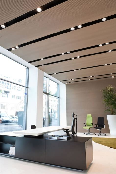 Modern Suspended Ceiling 25 Best Ideas About Office Lighting On