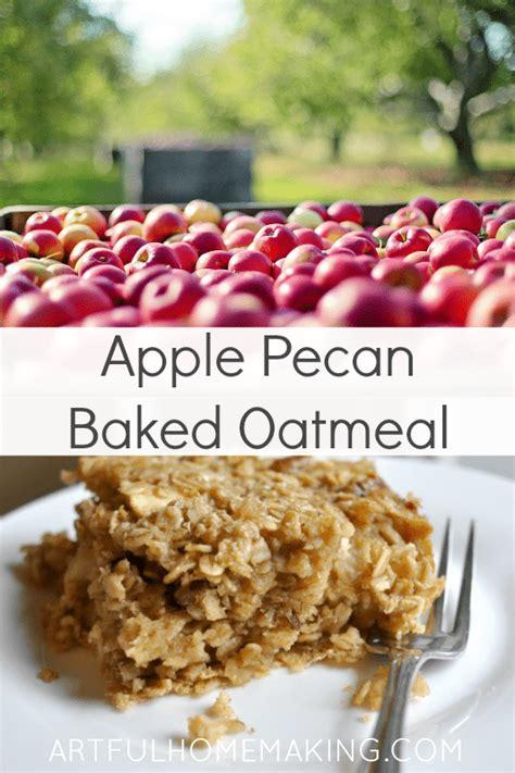 Apple Instan apple pecan instant buckwheat bake recipe dishmaps