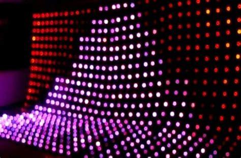 dj curtain p9 pc mode 3m 8m stage led vision curtain led light dj