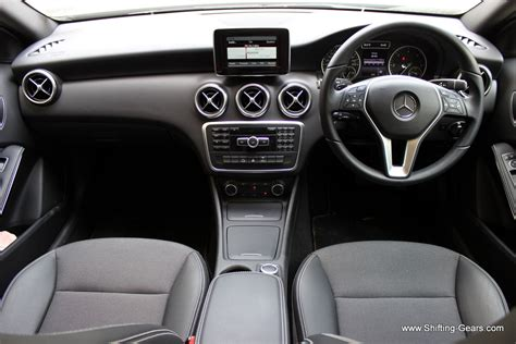mercedes c class dashboard mercedes benz a class edition 1 reviewed shifting gears