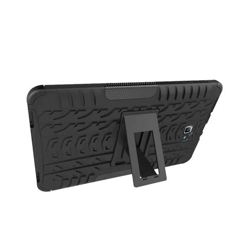 Softcase Rugged Armor Shockproof Stand For Samsung J1 Ace Armor rugged shockproof tire cover stand for samsung