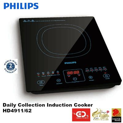 induction stove price in singapore qoo10 philips daily collection induction cooker hd4911 62 2 years interna home electronics