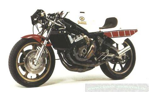 Yamaha 4 Zylinder Motorrad by Yamaha 4 Zylinder Racer