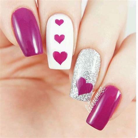 imagenes de uñas acrilicas gratis u 241 as para deslumbrar el 14 de febrero