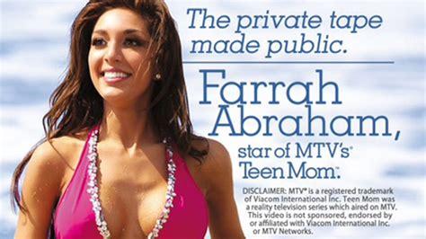 farrah abraham swing farrah abraham sells sex tape as raunchy pics leak online