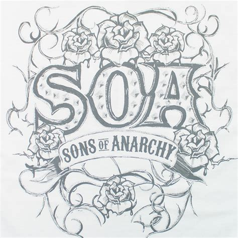 sons of anarchy tattoo designs soa talk about dedication obsession the