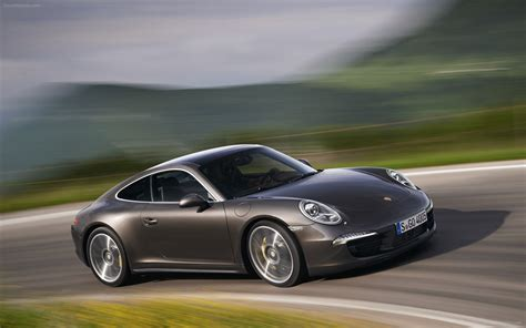 Porsche 911 Coupe by Porsche 911 4s Coupe 2013 Widescreen Car