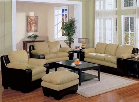 Decorative Ottomans Living Room by Home Decorating Ideas