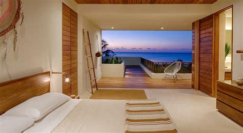 ecoluxe beachfront mexican villa  solar panel covered