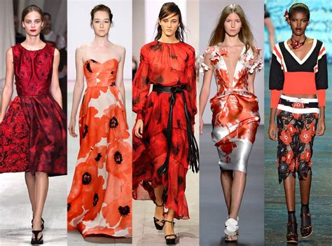 New Trend by Florals From Trends At New York Fashion Week