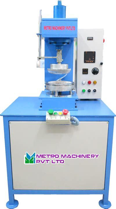 Paper Plate Machine Manufacturers - paper cup machine paper plate machine manufacturers and