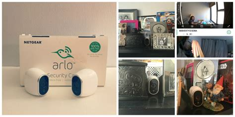 review keep an eye on your home with arlo wire free hd