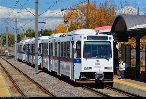 Rtd Light Rail Denver by Locomotive Details