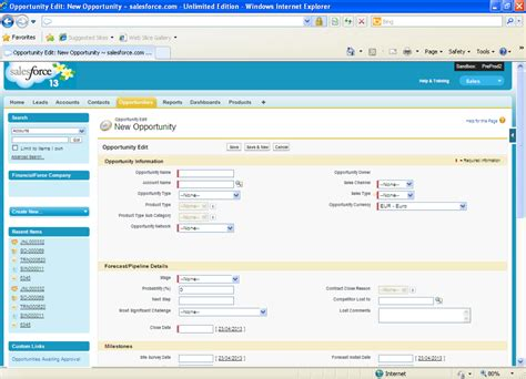 Can You Search For On Salesforce Image Gallery Salesforce Crm